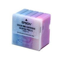Remanufactured Epson S020110 (S193110) Color Ink Cartridge