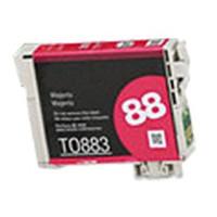 Remanufactured Epson T088320 (T0883) Magenta Ink Cartridge