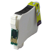 Remanufactured Epson T124120 (T124) Moderate Yield Black Ink Cartridge
