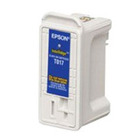Remanufactured Epson T017201 (T017) Black Ink Cartridge