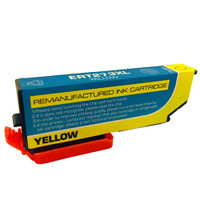Compatible Epson 237XL (T273XL420) High Yield Yellow Ink Cartridge