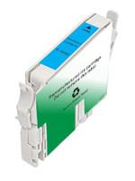 Remanufactured Epson T033220 (T0332) Cyan Ink Cartridge