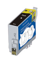 Remanufactured Epson T043120 (T0431) High Capacity Black Pigment Based Ink Cartridge