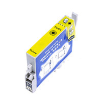 Remanufactured Epson T054420 (T0544) Yellow Ink Cartridge