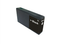 Epson 676XL Black Remanufactured Ink Cartridge (T676XL120), High Yield