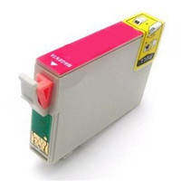 Remanufactured Epson T087320 (T0873) Magenta Ink Cartridge - Replacement Ink for Epson Stylus Photo R1900