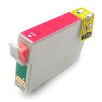 Remanufactured Epson T087720 (T0877) Red Ink Cartridge - Replacement Ink for Epson Stylus Photo R1900