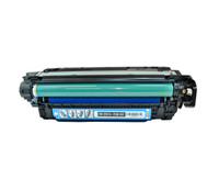 Compatible HP CF031A (646A) Cyan Laser Toner Cartridge - Replacement Toner for HP Color LaserJet CM4540 Series