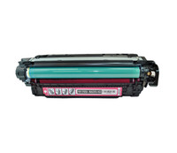 Compatible HP CF033A (646A) Magenta Laser Toner Cartridge - Replacement Toner for HP Color LaserJet CM4540 Series