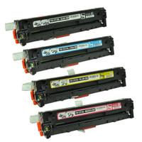 HP 131A Toner Cartridges 4Pack (CF210A, CF211A, CF212A, CF213A) for HP LaserJet Pro 200 M251nw, M276nw