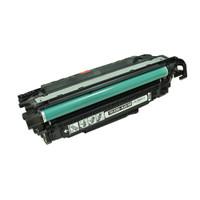Remanufactured HP CE250X (504A) Black Laser Toner Cartridge - Replacement Toner for HP Color LaserJet CM3650, CP3564