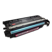 Remanufactured HP CE263A Magenta Laser Toner Cartridge - Replacement Toner for HP Color LaserJet CP4025