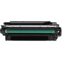 Compatible HP CE264X (646X) High Capacity Black Laser Toner Cartridge - Replacement Toner for HP Color LaserJet CM4540 Series