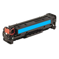Remanufactured HP CF381A (312A) Cyan Toner Cartridge compatible for Color LaserJet Pro M476dn,M476dw,M476nw