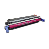 Remanufactured HP C9733A (645A) Magenta Laser Toner Cartridge - Replacement Toner for HP Color LaserJet 5500 & 5550