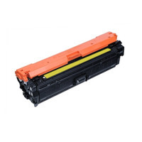 Remanufactured HP 651A (CE342A) Yellow Laser Toner Cartridge