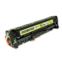Remanufactured HP 305A CE412A Yellow Laser Toner Cartridge