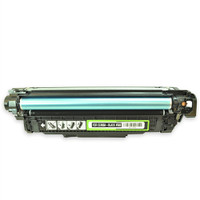 Remanufactured HP CE400A (507A) Black Laser Toner Cartridge - Replacement Toner for HP Color LaserJet 500, M551