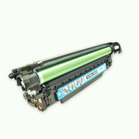 Remanufactured HP CE401A (507A) Cyan Laser Toner Cartridge - Replacement Toner for HP Color LaserJet 500, M551
