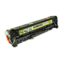 Remanufactured HP CC532A (304A) Yellow Laser Toner Cartridge - Replacement Toner for HP Color Laserjet CP2025 & CM2320