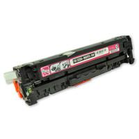 Remanufactured HP CC533A (304A) Magenta Laser Toner Cartridge - Replacement Toner for HP Color Laserjet CP2025 & CM2320