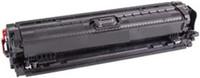 Remanufactured HP CE740A Black Laser Toner Cartridge - Replacement Toner for Color LaserJet CP5225