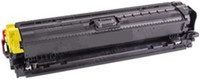 Remanufactured HP CE742A Yellow Laser Toner Cartridge - Replacement Toner for Color LaserJet CP5225