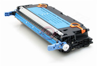 Remanufactured HP Q7581A (502A) Cyan Laser Toner Cartridge - Replacement Toner for HP Color LaserJet 3800 & CP3505