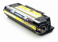 Remanufactured HP Q2682A (HP 311A) Yellow Laser Toner Cartridge - Replacement Toner for HP Color LaserJet 3700