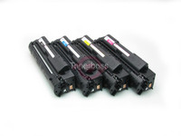 Remanufactured HP Color LaserJet 4500, 4550 - Set of 4 HP 640A Toner Cartridges: 1 each of Black, Cyan, Yellow, Magenta