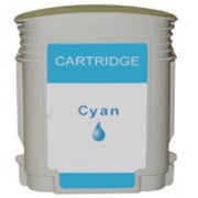 Compatible HP C4804A (HP 12 Cyan) Cyan Ink Cartridge