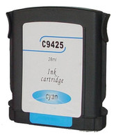 Compatible HP C4841A (HP 10 Cyan) Cyan Ink Cartridge