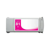 Compatible HP C4932A (HP 81 Magenta) Magenta Dye Ink Ink Cartridge