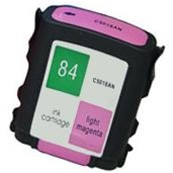 Compatible HP C5018A (HP 84 Light Magenta) Light Magenta Ink Cartridge