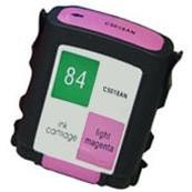 Compatible HP C5018A (HP 84 Light Magenta) Light Magenta Ink Cartridge