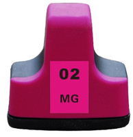 Compatible HP C8772WN (HP 02 Magenta) Magenta Ink Cartridge