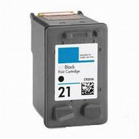 Compatible HP C9351AN (HP 21) Black Ink Cartridge
