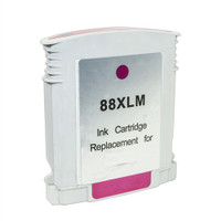 Compatible HP C9392AN (HP 88XL Magenta) High Capacity Magenta Ink Cartridge