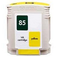 Compatible HP C9427A (HP 85 Yellow) Yellow Ink Cartridge