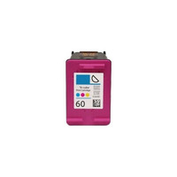 Compatible HP CC644WN (HP 60XL Color) High Capacity Tri-Color Ink Cartridge
