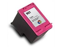 Compatible HP CC656AN (HP 901 Color) Tri-Color Ink Cartridge