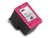 Compatible HP CC656AN (HP 901 Color) Tri-Color Ink Cartridge