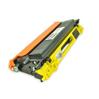 Remanufactured Brother TN115Y Yellow Laser Toner Cartridge - Replacement Toner Cartridge for Brother MFC-9840, MFC-9440 HL-4040, DCP-9040 Series