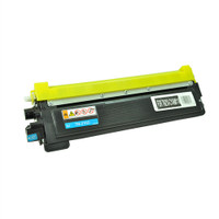 Remanufactured Brother TN210C Cyan Toner Cartridge - Replacement Toner Cartridge for Brother HL-3040, MFC-9120 Series