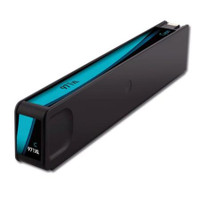 Remanufactured HP 971XL (CN626AM) High Yield Cyan Inkjet Cartridge