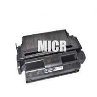 Remanufactured HP C3909A (09A) Black MICR Toner Cartridge