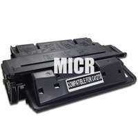 Remanufactured HP C4127X (27X) High Capacity Black MICR Toner Cartridge