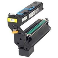 Compatible High Capacity Konica-Minolta 1710580-002 Yellow Laser Toner Cartridge