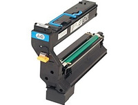 Compatible High Capacity Konica-Minolta 1710580-004 Cyan Laser Toner Cartridge