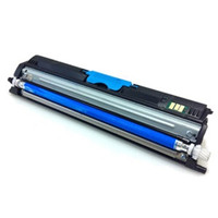 Remanufactured Konica-Minolta A0V30HF High Yield Cyan Laser Toner Cartridge - Replacement Toner Cartridge for MagiColor 1600, 1650, 1680, 1690 Series